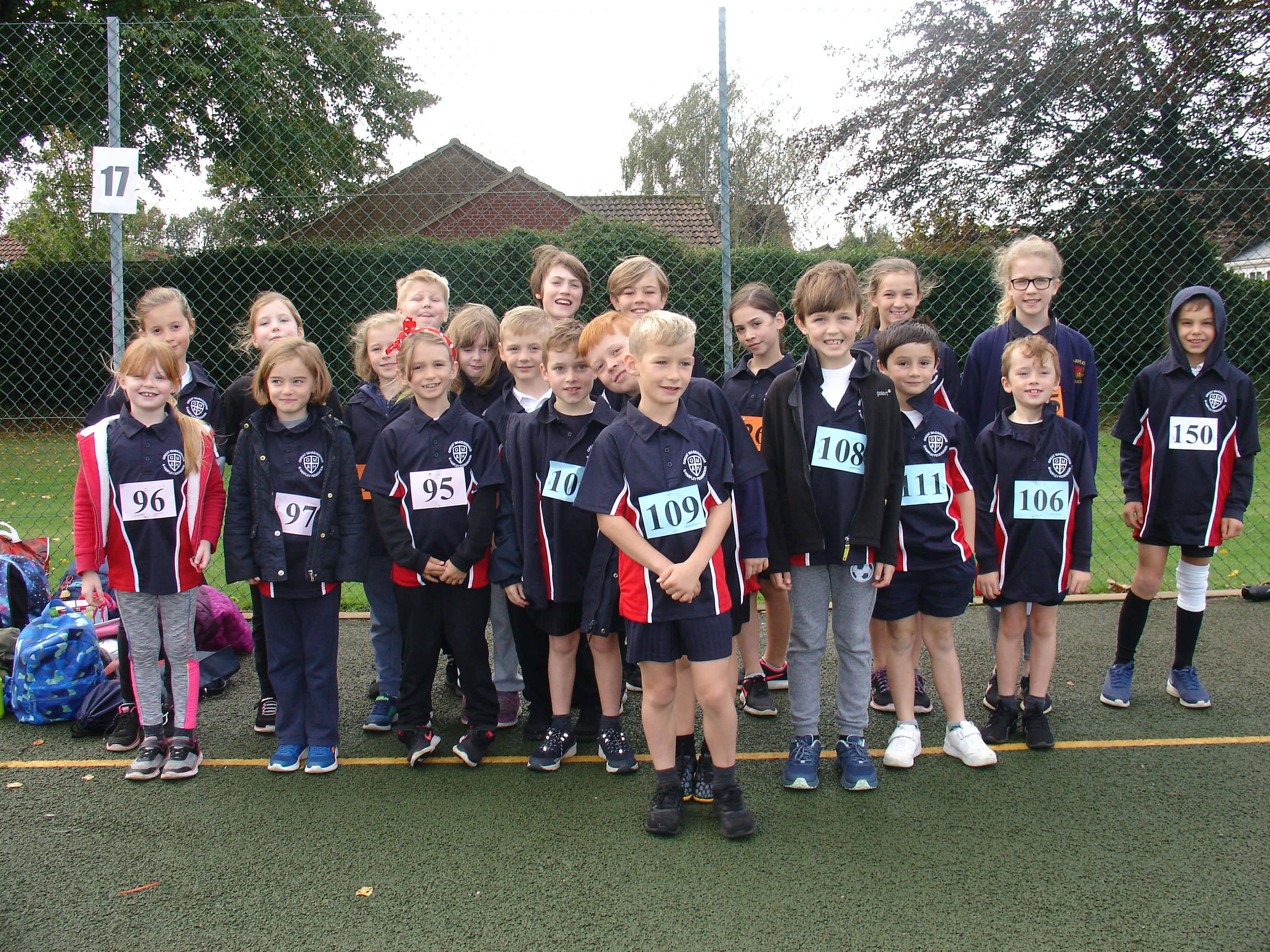 Federation Cross Country Team
