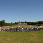 Summer visit to Houghton Hall