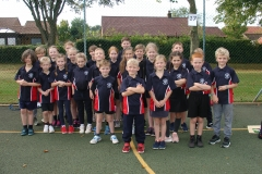 Great Massingham & Harpley Federation Cross Country Team